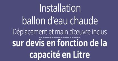 tarif installation plomberie, 92