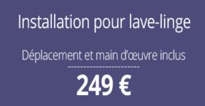tarif installation plomberie, Paris 14