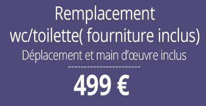 tarif installation plomberie, Paris 17
