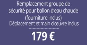 tarif installation plomberie, Paris 6