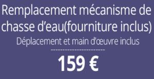 tarif installation plomberie, Paris 92