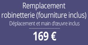 tarif installation plomberie, Paris 94